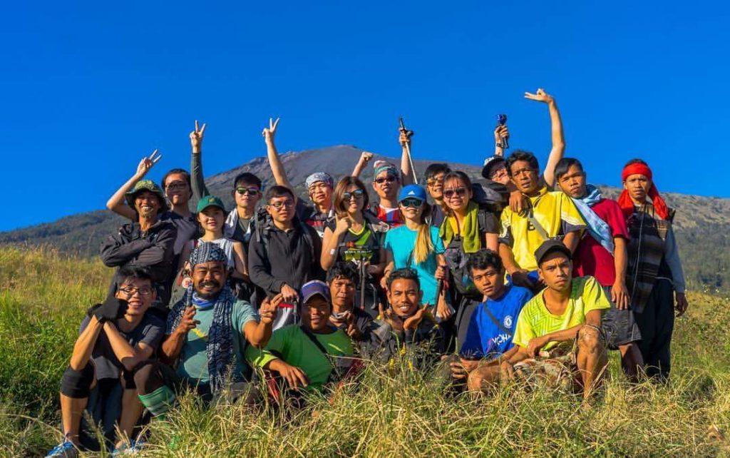 Rinjnai Trekking 2 days 1 night, rinjani tour, rinjani trekking tour, rinjani trekking pacakage